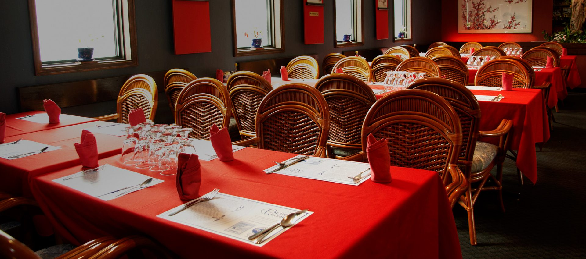Home Blue Willow Restaurant